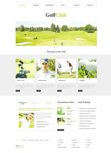 Golf-Club-WordPress-Theme